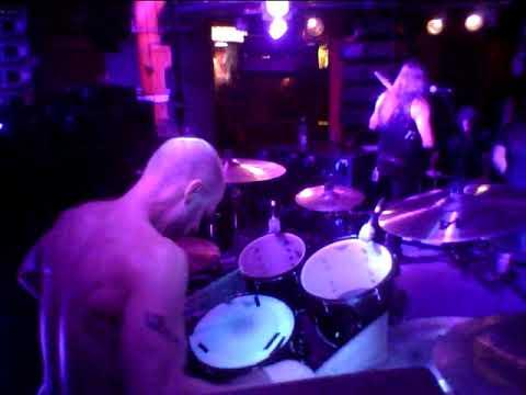 Drum cam - RudeBoy Club, Bielsko Biala, Poland 2011 with Volturyon