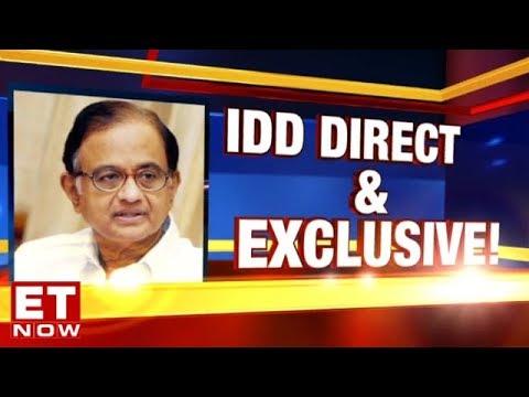 P. Chidambaram On Minimum Income Guarantee By Rahul Gandhi   India Development Debate Direct