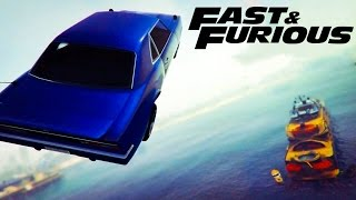 """GTA Online """"FAST & FURIOUS"""" FREEMODE SPECIAL - Car Shows, Recreating Movie Scenes & More!"""