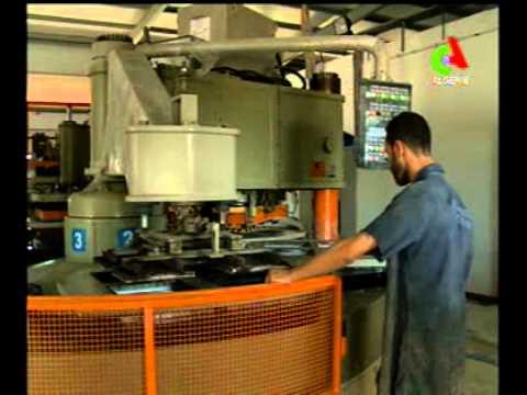 Relizane,zone industrielle Sidi Khattab.Algerie.