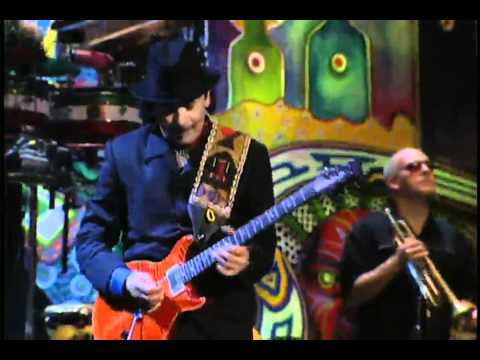 Carlos    Santana       --           Oye     Como     Va   [[   Official    Live   Video  ]]  HD