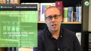 Novedades Contable, Mercantil Noviembre 2015 | Wolters Kluwer