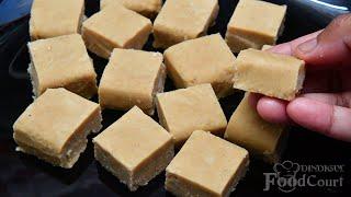 Easy & Tasty Sweet Recipe/ Wheat Flour Burfi/ Atta Burfi/ Halkova