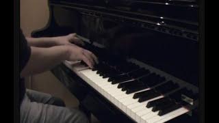 Edith Piaf - La goualante du pauvre Jean - Piano