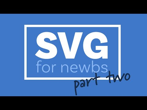 How To Create SVG Shapes [ A Beginners Guide To SVG Part 2 ]