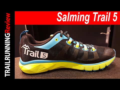 Salming Trail 5 Preview