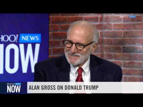 Alan Gross Compares President-elect Trump to Fidel Castro