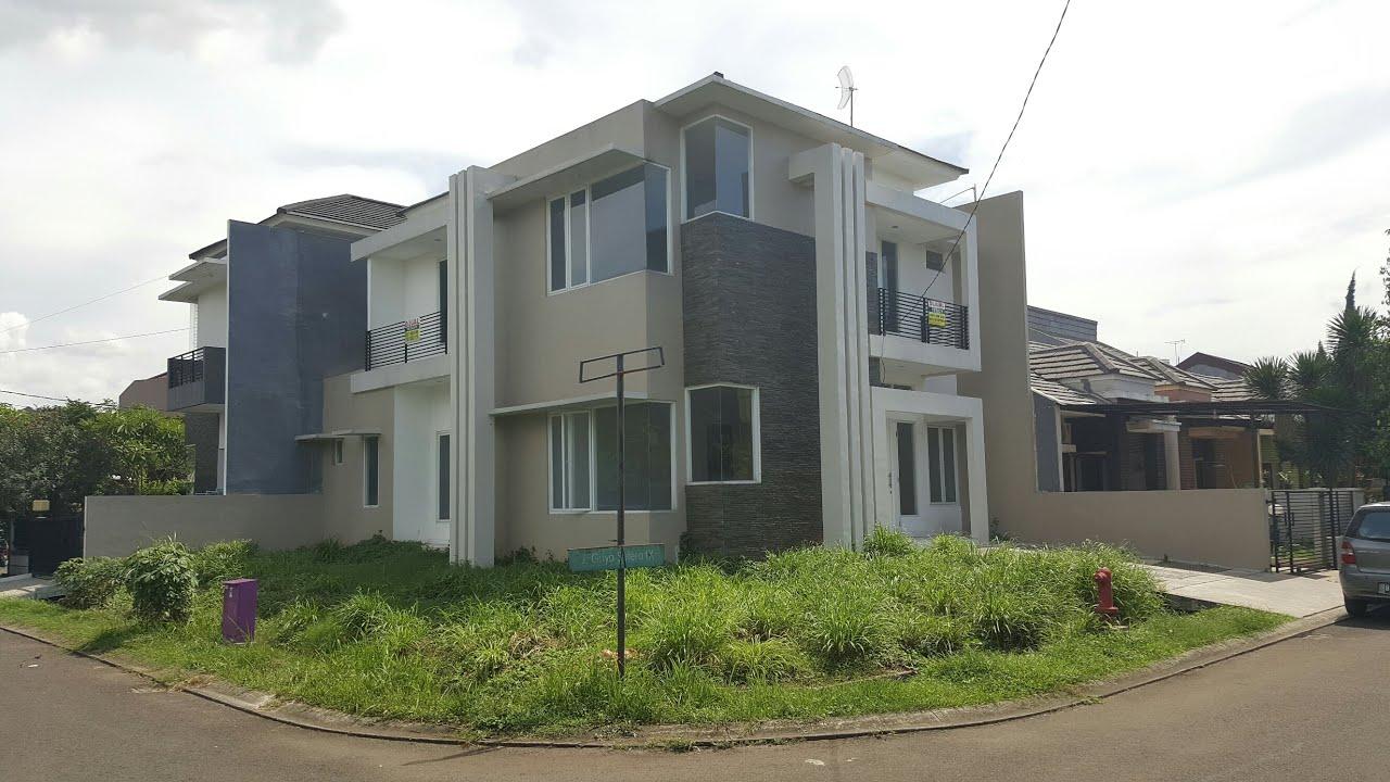 Rumah Cluster Griya Sutera, Alam Sutera - PROP2GO.mp4 ...