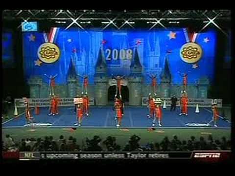 2008 Sun Prairie Coed ESPN Performance