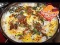 Hyderabadi Chicken Dum Biryani IN TAMIL சிக்கன் பிரியாணி seimurai Restaurant style How to make
