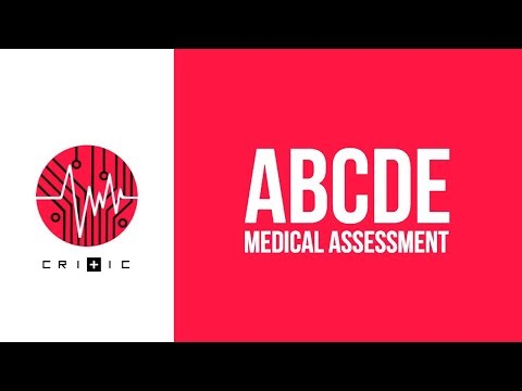 ABCDE assessment - a quick overview