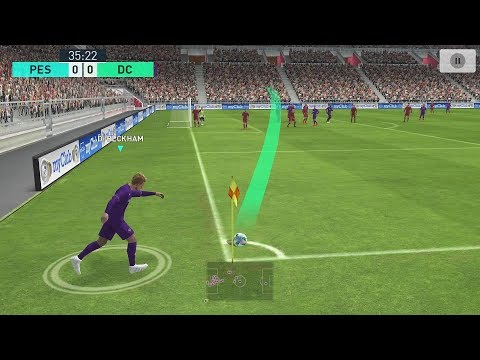 Pes 2018 Pro Evolution Soccer Android Gameplay #72