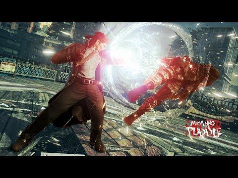 Aris Plays Tekken 7 Ranked - Usurping the Rear with Dragunov