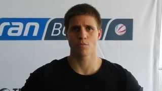 Boxer Tyron Zeuge Interview