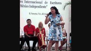 "II Encuentro Internacional ""México Independiente""  VERACRUZ. 2010. Diana Espinal Meza. (Honduras)"