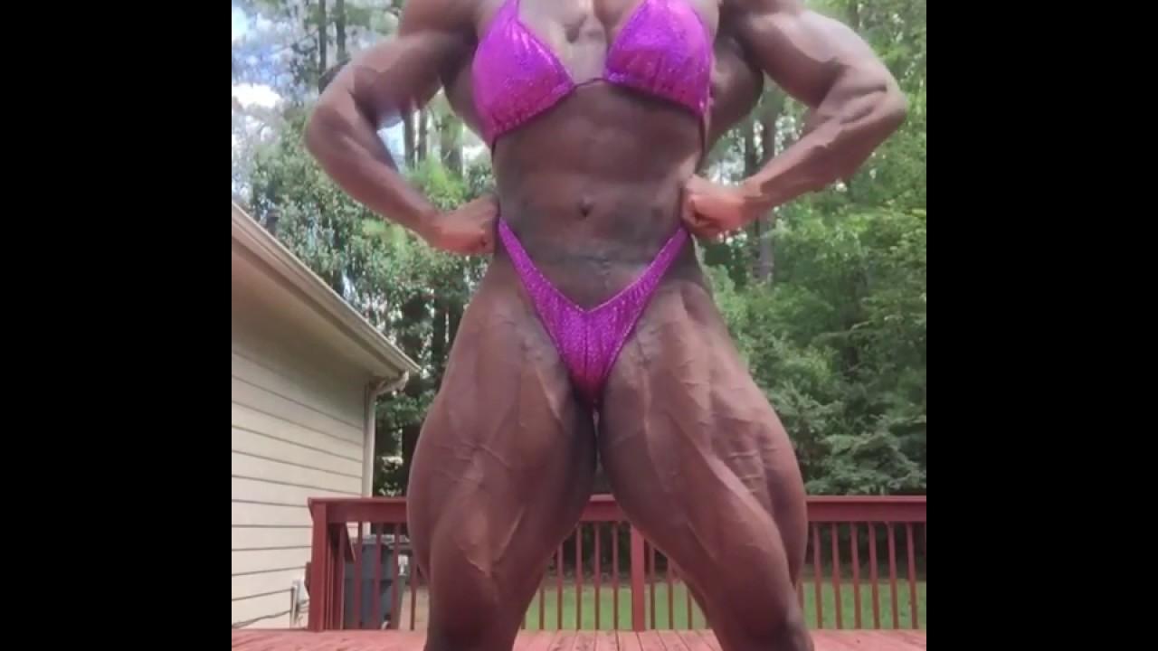 FBB Margie V. Martin - Amazing Female Muscles [Mr Mustafa