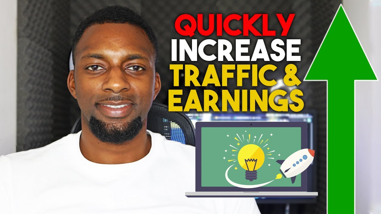 How to Increase The Earnings On Your Niche Website! (7 WAYS)