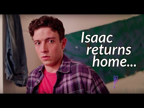 ISAAC RETURNS HOME
