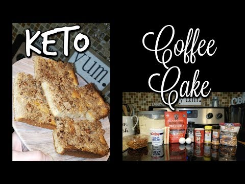 keto-coffee-cake~foodie-fridays!