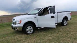 2011 ford f150 xlt super cab 4x4 for sale steps alloys sync fantastic condition