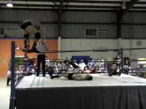 Tom Lawlor & JP Ace vs. Lex Lovett & Buck Quartermaine Pt.2