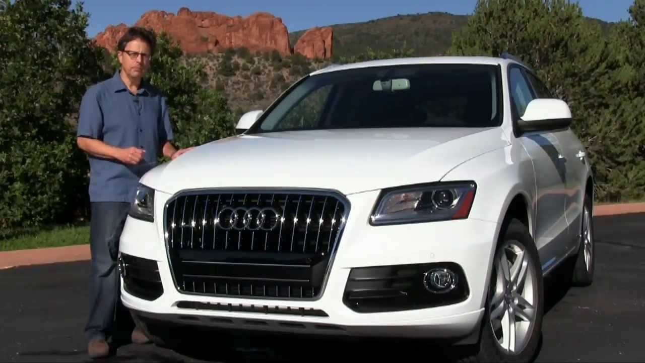 2014 Audi Q5 Review Youtube