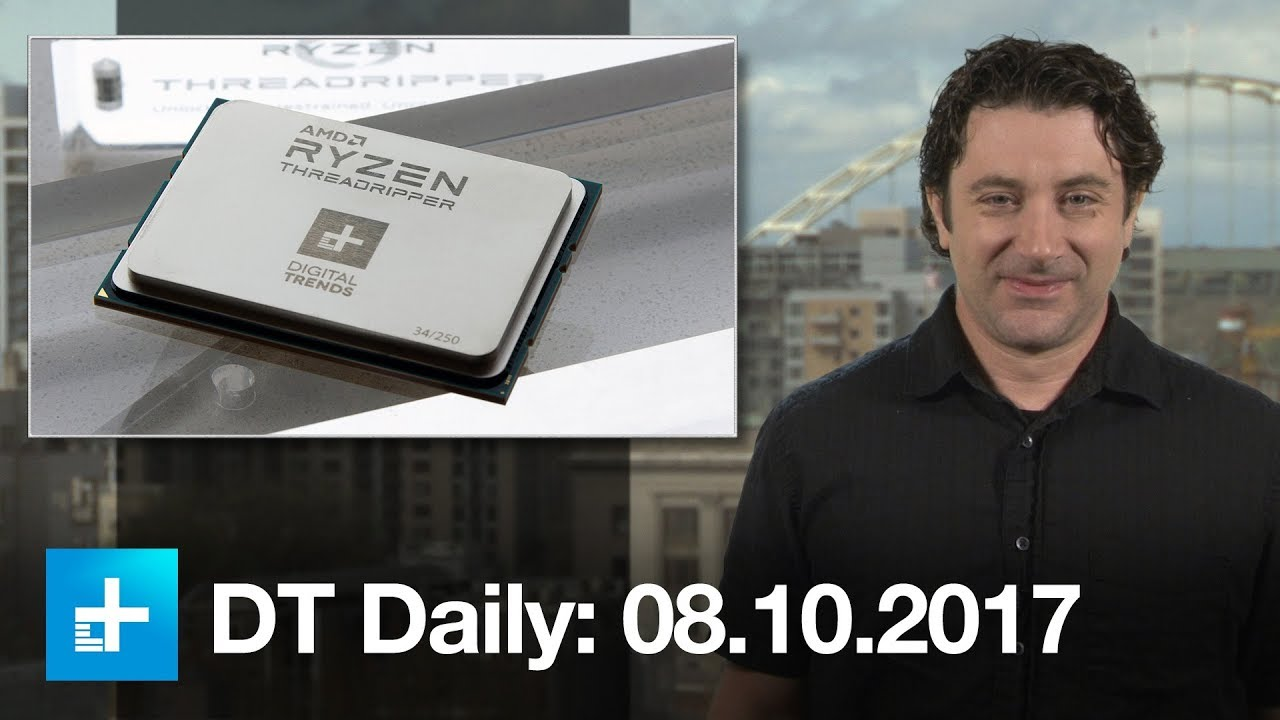 Time to get ripped? AMD's Threadripper CPUs power up the processor war with Intel