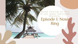 Q-voe Studios Episode 1: Nose Ring