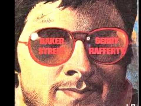 GERRY RAFFERTY Baker Street Single Version