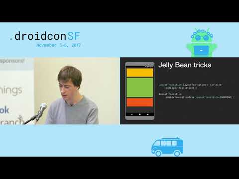 droidcon SF 2017 - Transitions without Activities or Fragments