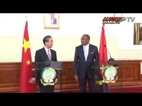 Angola e China rubricam acordo para facilitação de vistos