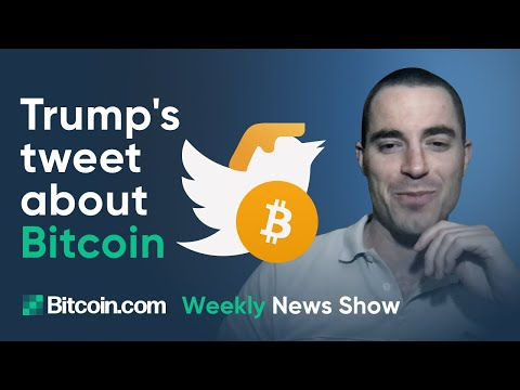 Trump Tweets About Bitcoin, LOCAL.BITCOIN.com Announces Referral Competition & More BCH News