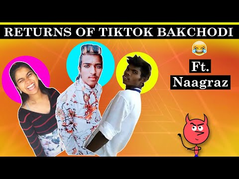 Naagraz Is Back | Aliens Of TikTok Roast | Teri-Makii