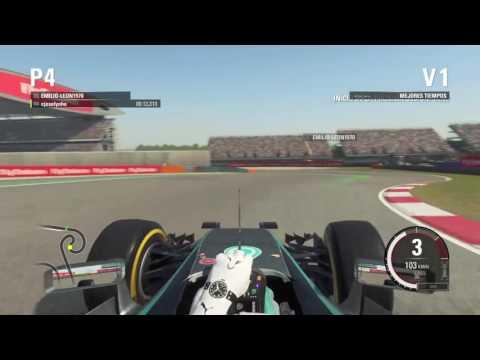 F1 2015  emilio , cjoselynho, lobato, loco y rayman