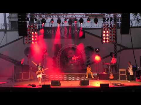 Queen - Too Much Love Will Kill You (MerQury live in Luxembourg - 30.07.16)