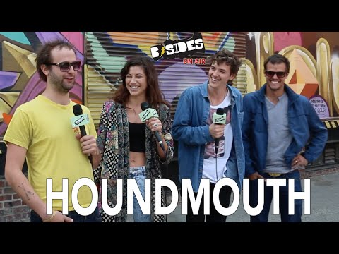 "B-Sides On-Air: Interview - Houndmouth Talk ""Sedona"", San Francisco Experience"