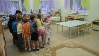 Видео с занятия по развитию самостоятельности и инициативности