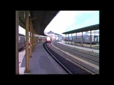 Railways around Lisbon - Part One