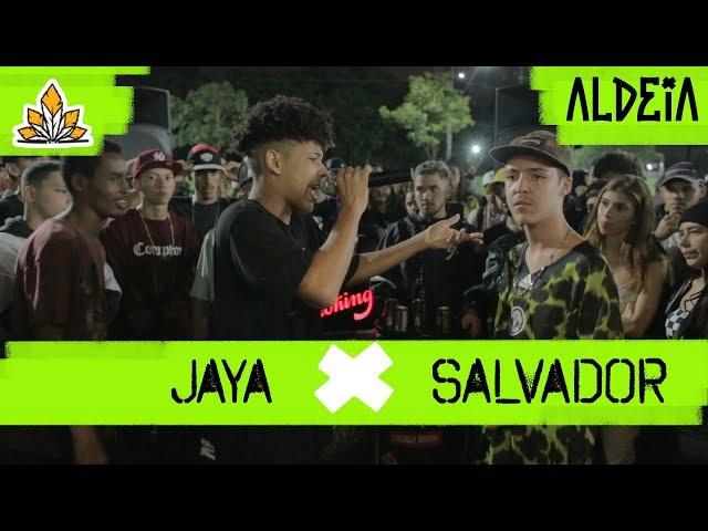 Salvador x JayA   SEMIFINAL   140ª Batalha da Aldeia   Barueri   SP