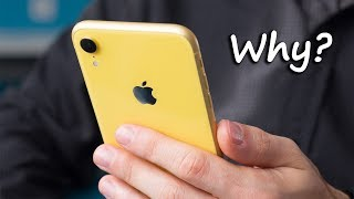 Why is the iPhone XR so popular?