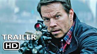 MILE 22 Official Teaser Trailer (2018) Mark Wahlberg