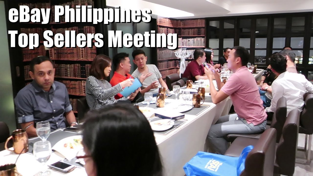 ebay philippines top rated seller power seller meeting