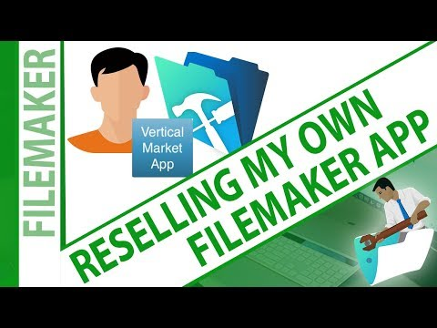 Reselling My Own FileMaker App - Try FileMaker Video Series - FMTraining.TV - Video 20