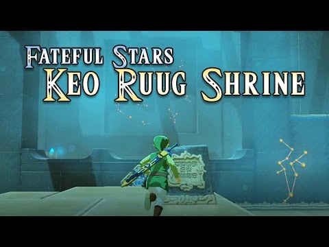 Shrine Guide: Keo Ruug Fateful Stars Korok Forest Woodland Tower Breath of the Wild