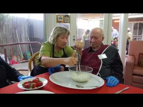 Purposeful activities for dementia: Alzheimer's Australia VIC