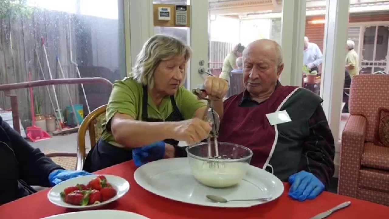 Prewrite activities for dementia