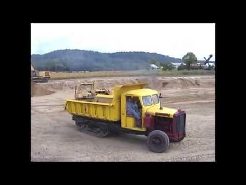 Bucyrus-Erie 50-B Steam Shovel - Sept. 2000 - Part 2