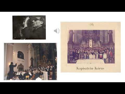 Handel Hallelujah Kapisztrán Kórus