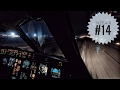 IZA#14 - FLIGHT PARIS ANTANANARIVO A340 PILOTEYE