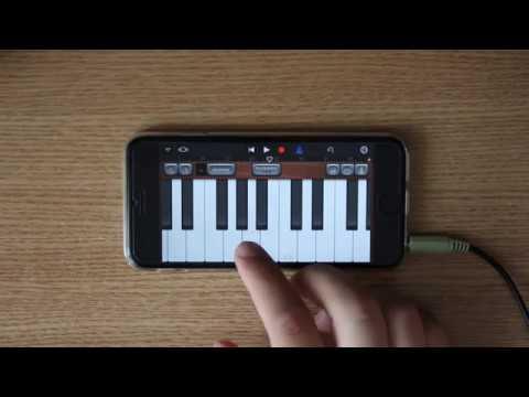 Luis Fonsi - Despacito on iPhone (GarageBand)